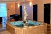 фонтан в холле